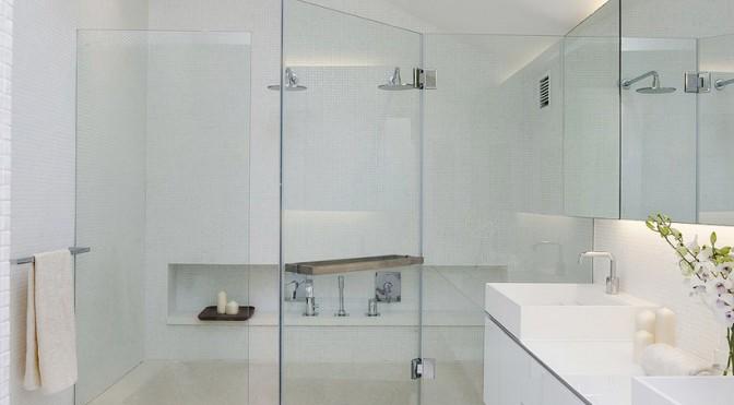 7 bagni con doccia nel sottotetto - Foto bagni con doccia ...