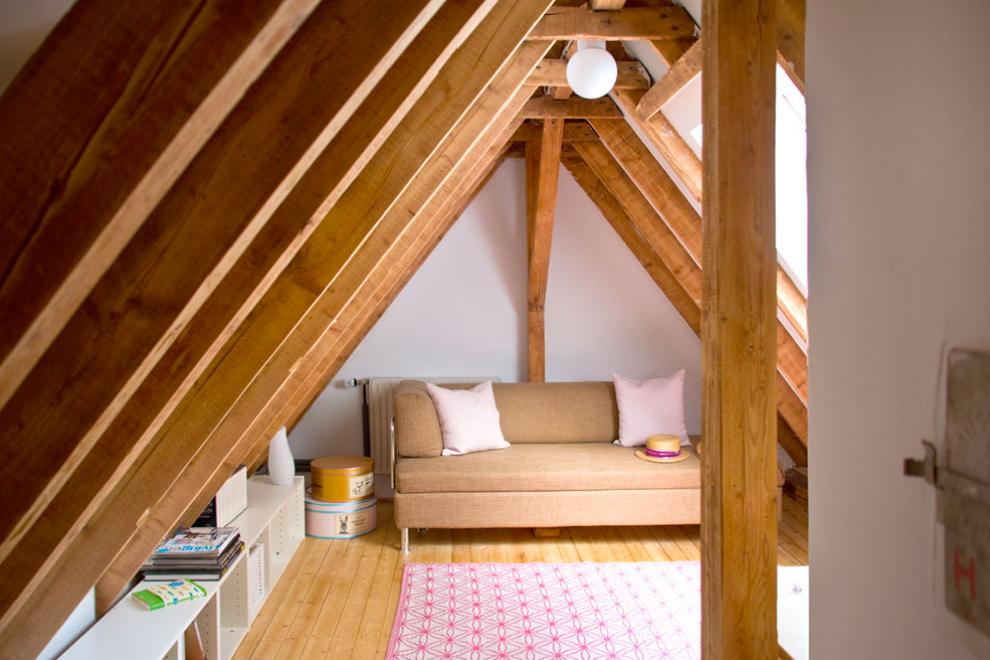 Relax sotto al tetto