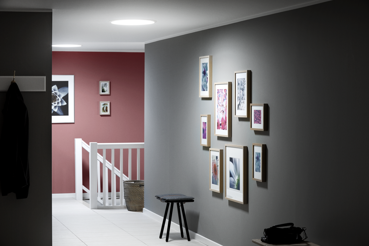 I colori 2015 e la luce naturale - Tinte per interni casa ...