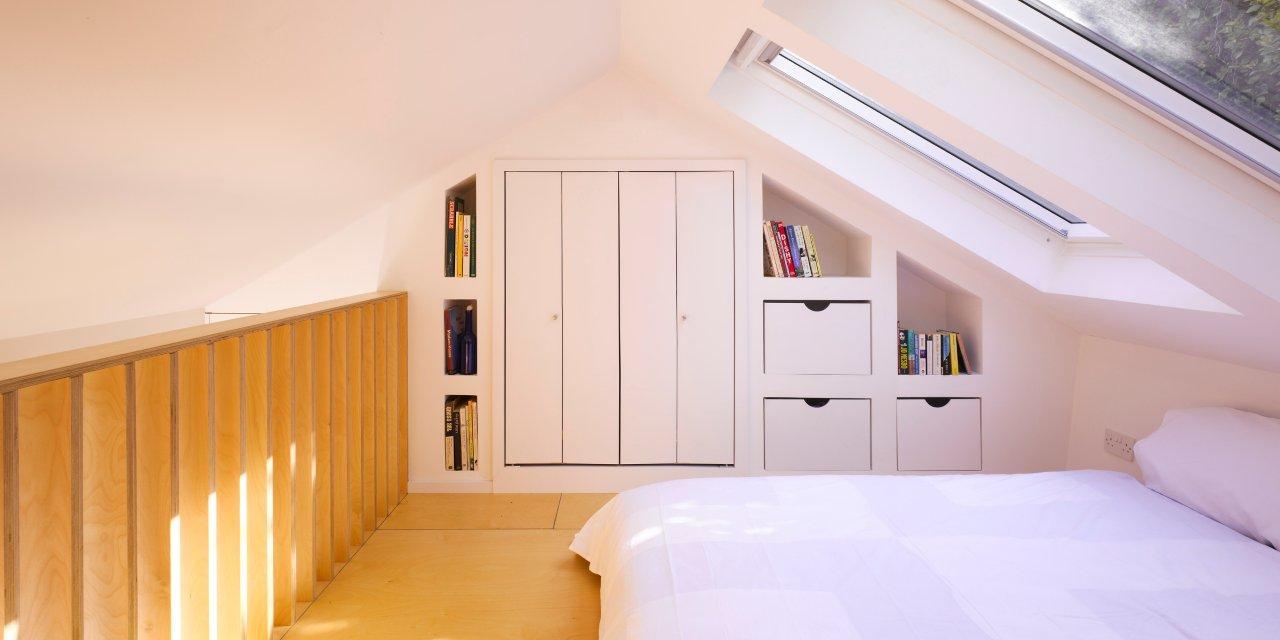 Arredare una camera da letto piccola : arredare una camera da ...