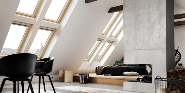 Come scegliere il pavimento perfetto per la vostra mansarda - Piastrelle rimanenze magazzino ...