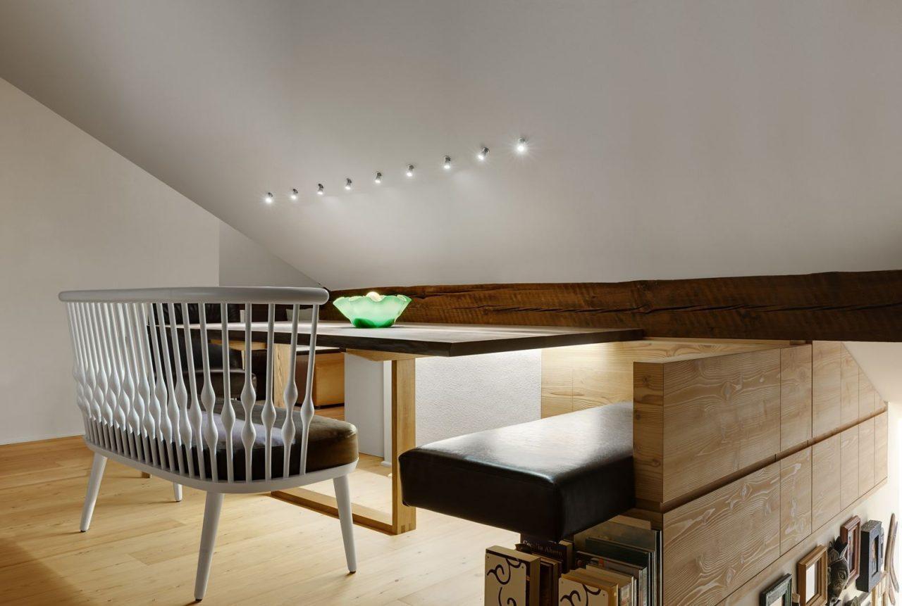 Progetto Appartamento 50 Mq un appartamento in una mini mansarda di 50 metri quadri