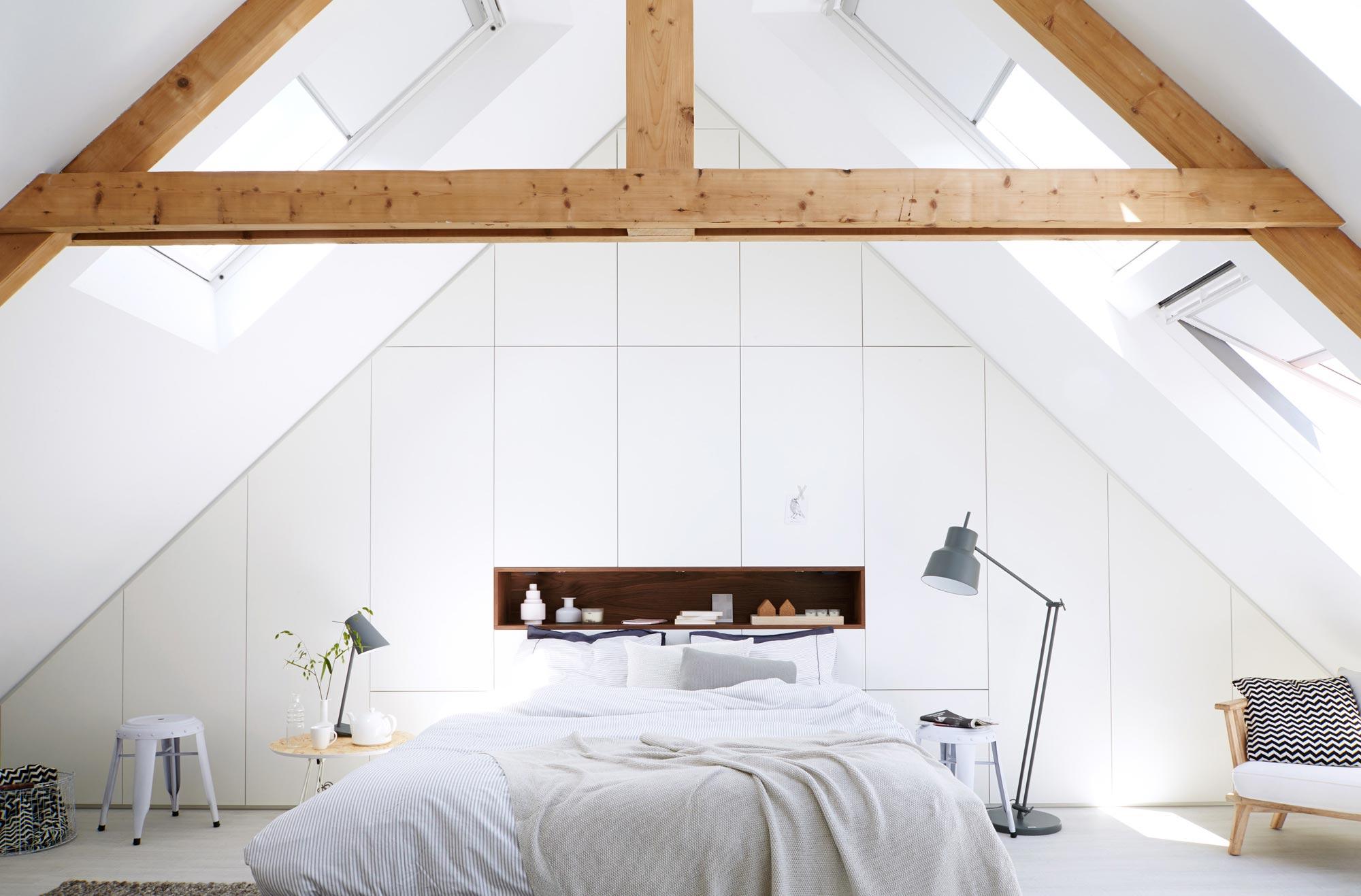 Camera da letto   mansarda.it