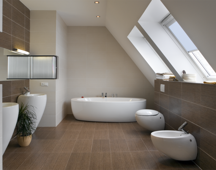 Camere casa - Idee per un bagno moderno ...