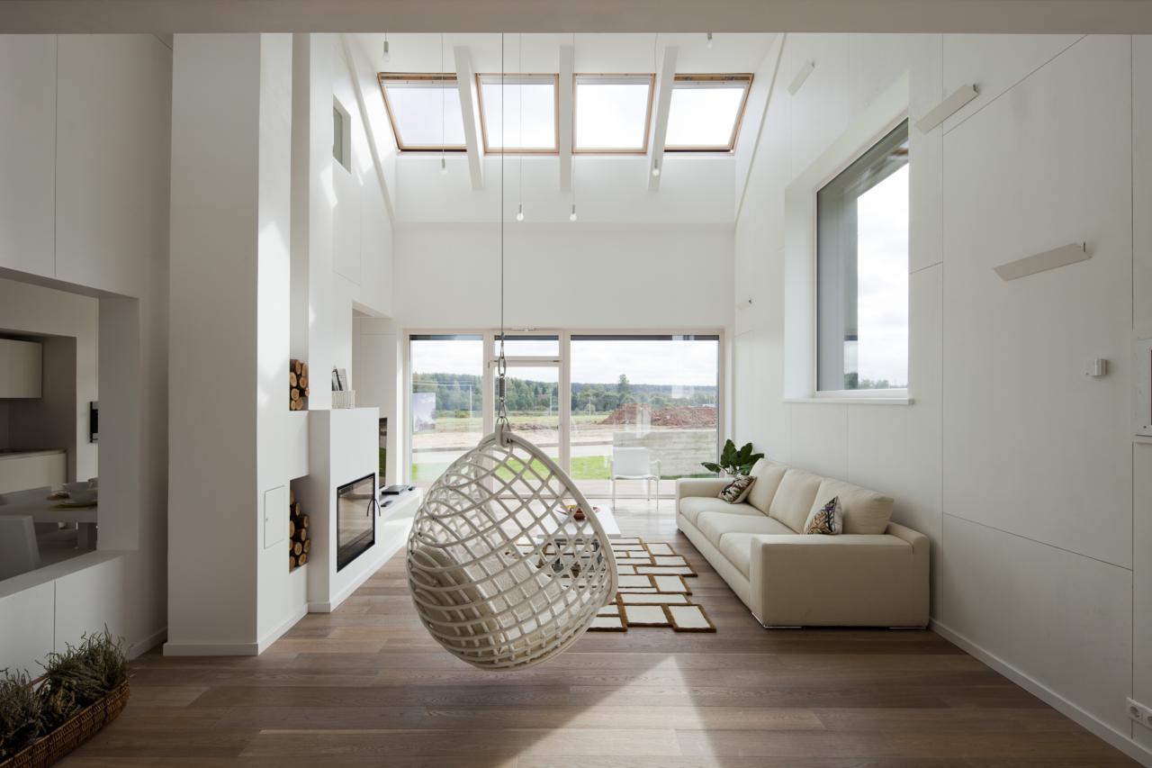 Soffitti Alti 4 Metri : Vivere in un ambiente a doppia altezza mansarda.it