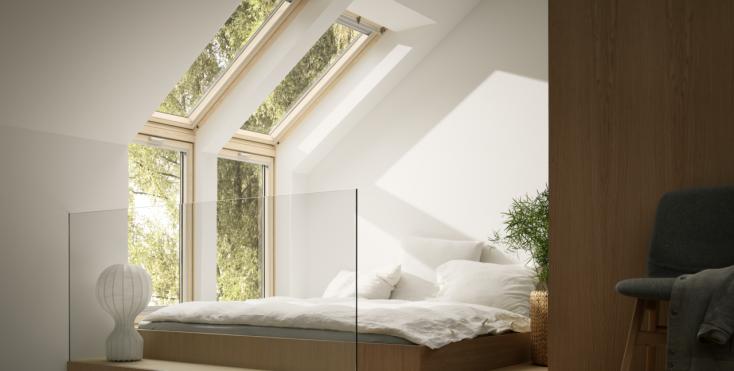 10 suggerimenti 1 per rinnovare la mansarda - Rinnovare la camera da letto ...