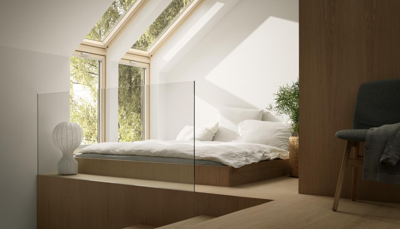 Ventilazione in camera da letto for Camera da letto in mansarda