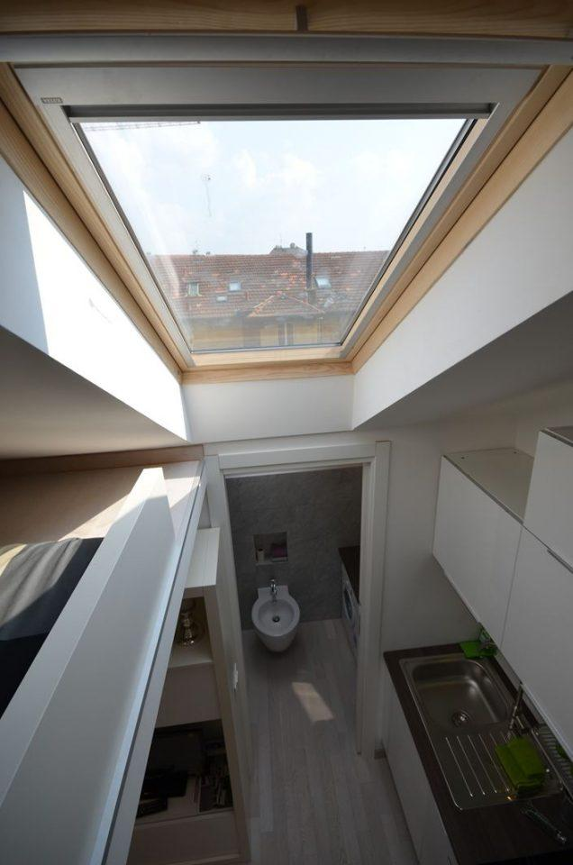 Finestra soffitto - Quanto costa una finestra velux ...
