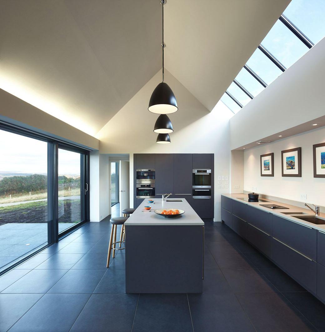 Una casa mozzafiato - Open space casa ...