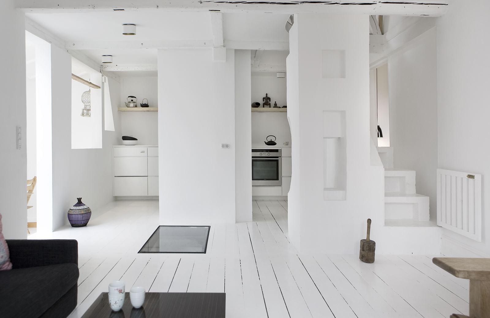 Dividere senza pareti salotto e cucina - Cucina e salotto ...