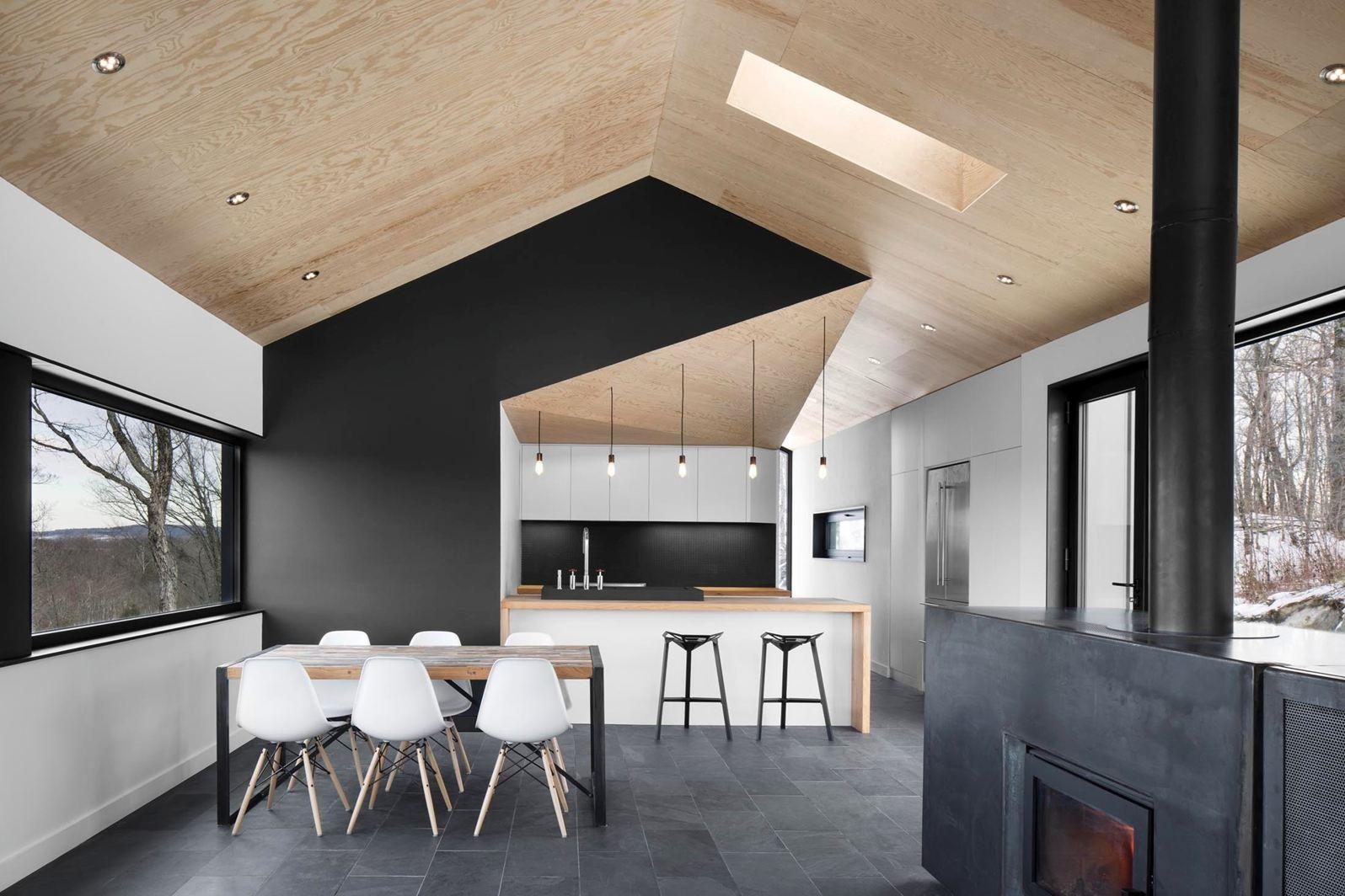 Una casa a contatto con la natura - Natura casa catalogo ...