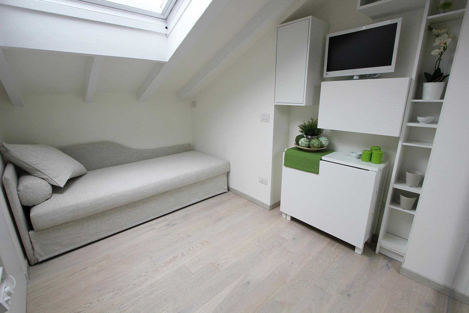 Mobili per piccoli spazi i trasformabili casa luce - Mobili per piccoli spazi ...