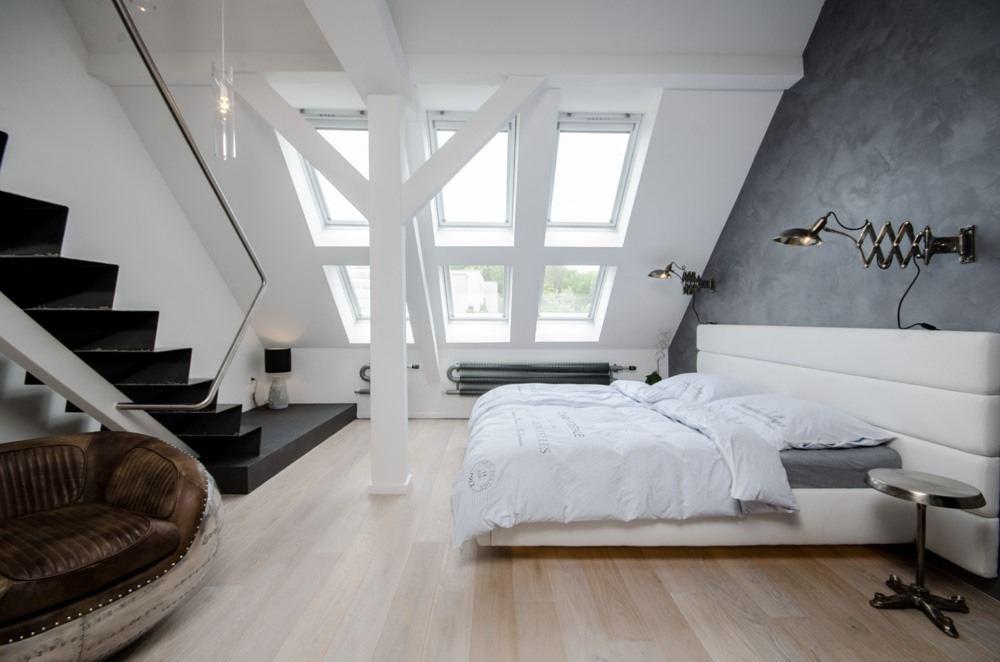 9 idee per una camera da letto tranquilla   mansarda.it