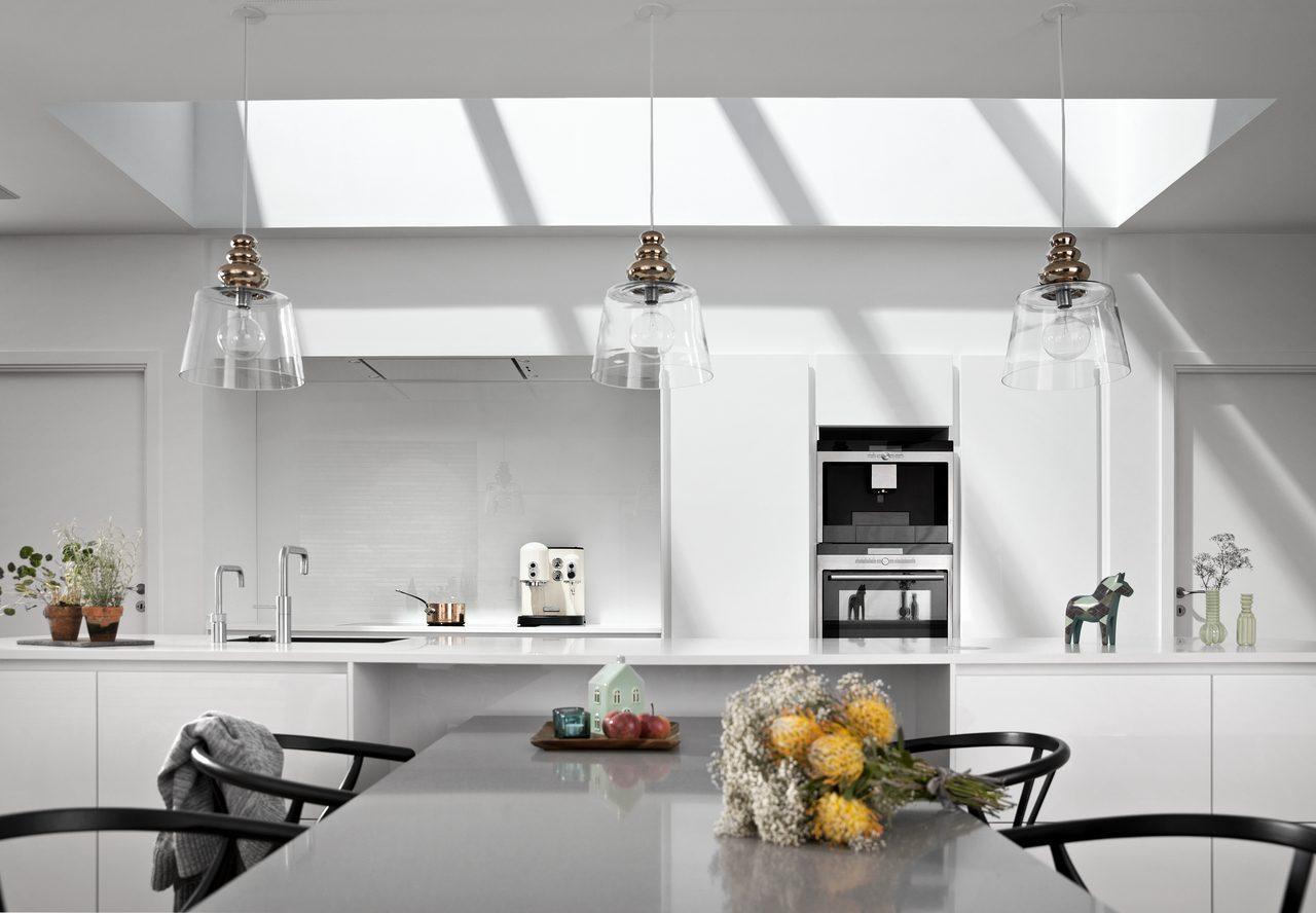 Cucina for Velux finestre per mansarda