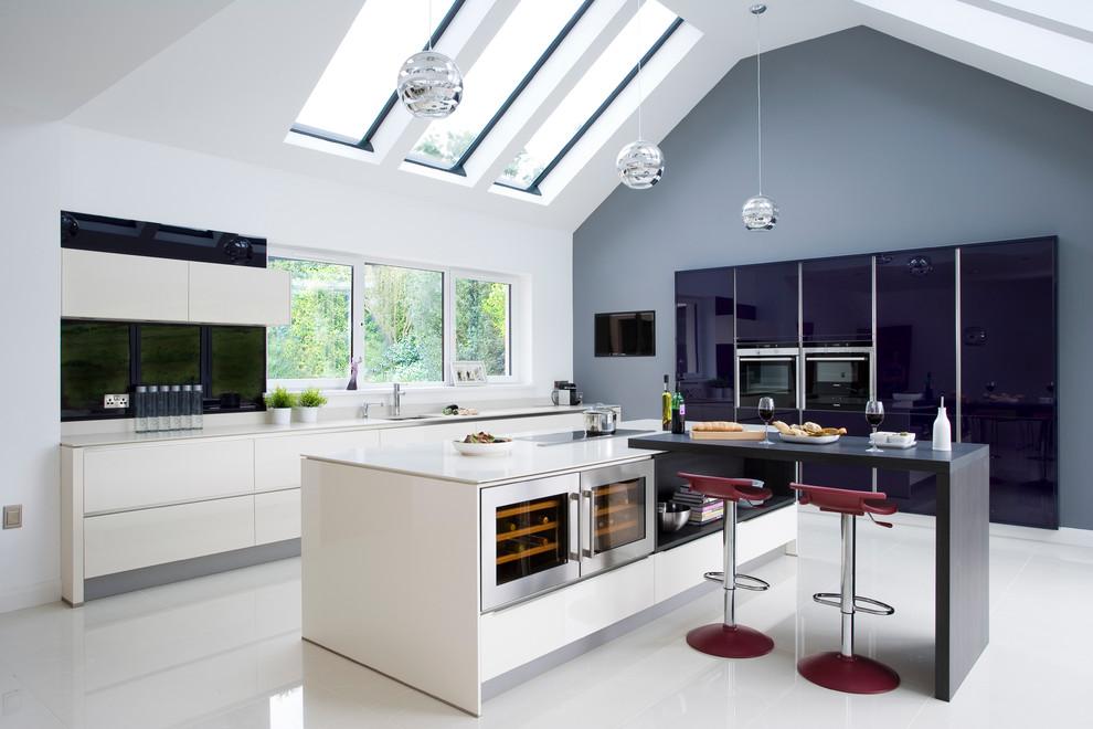 Beautiful Cucine Moderne Per Mansarde Photos ...