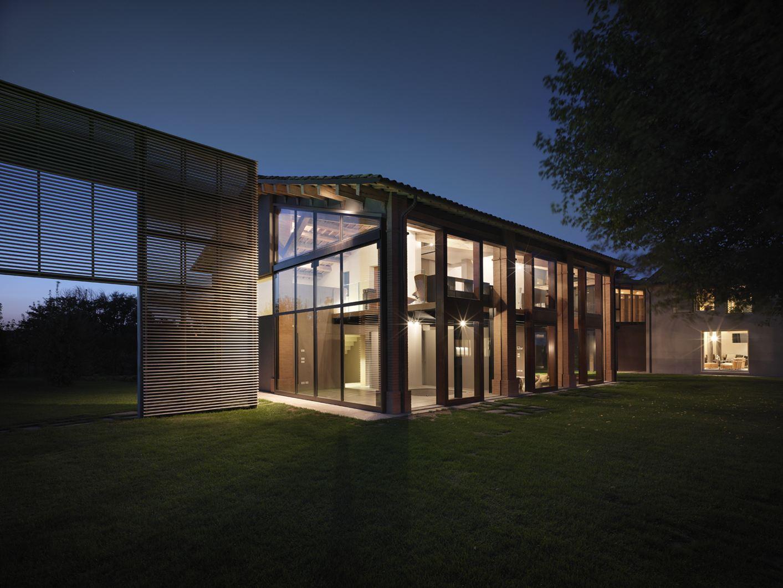 Tetto in legno arredamento moderno : tetto in legno arredamento ...