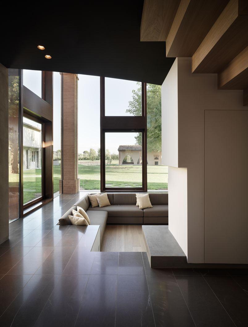 Una mansarda in legno tra antico e moderno - Quale legno per esterni ...