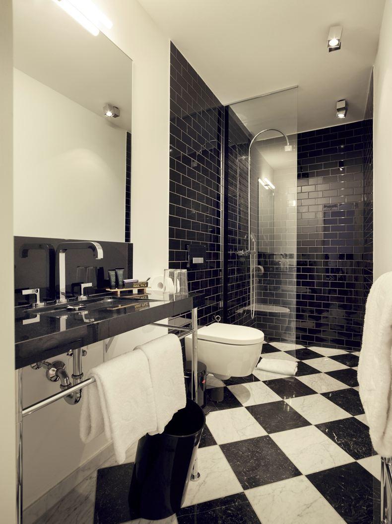 Un hotel storico con stanze in mansarda - Mansarda.it