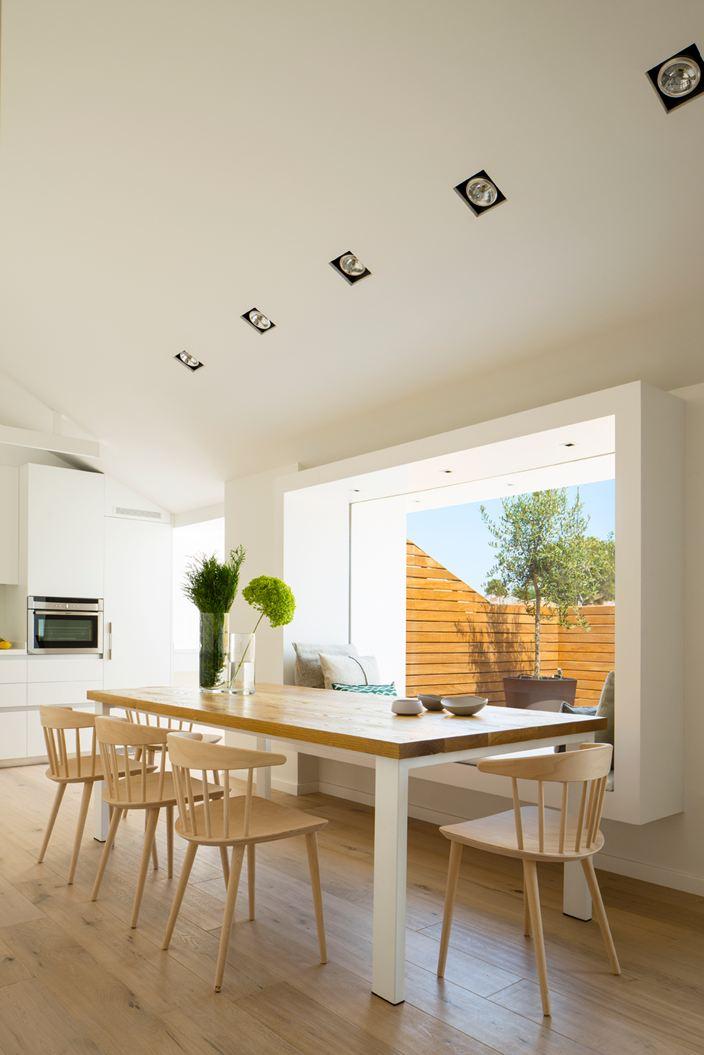 Un attico su due livelli con terrazzo   mansarda.it