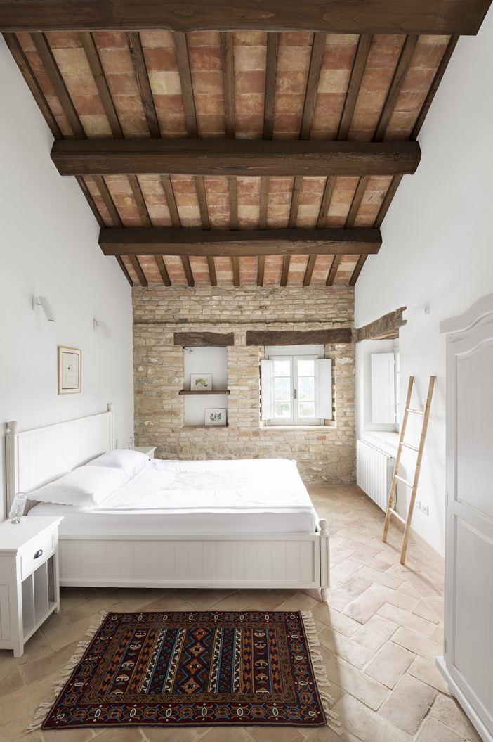 Il restauro conservativo di una villa di campagna for Immagini di case antiche