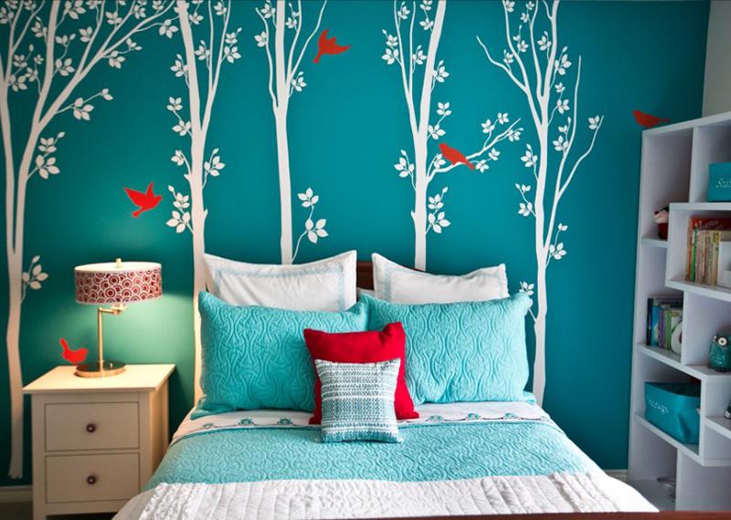 Idee per la camera da letto dei teenager   mansarda.it
