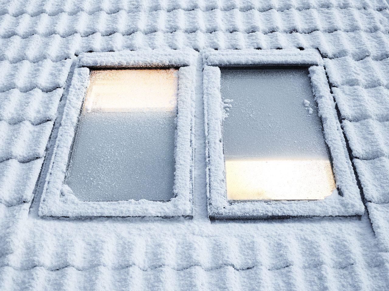 Sostituzione finestre for Finestre velux foto