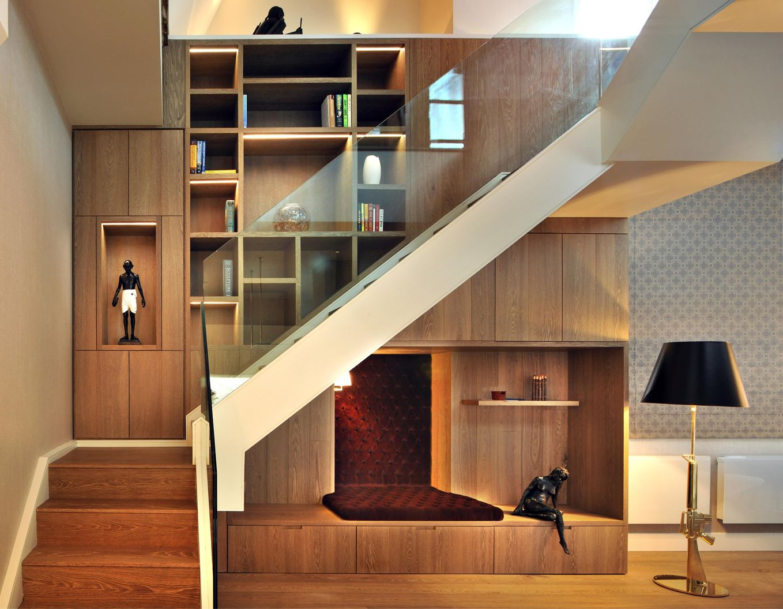 Una casa su tre piani con mansarda for 3 camere da letto 3 piani del bagno