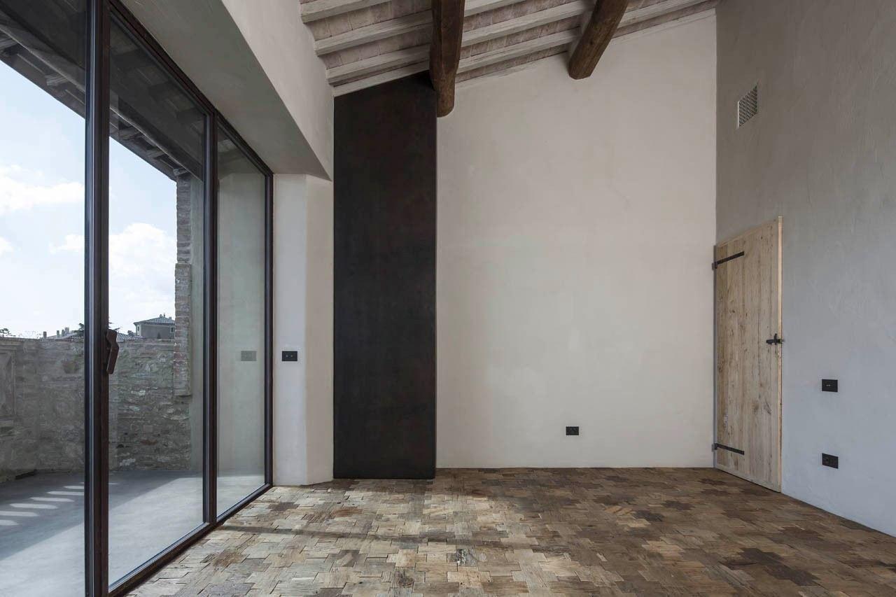 soggiorno con terrazzo - Mansarda.it
