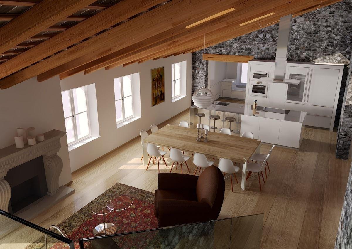Vetrine sala moderne mondo convenienza for Divisori interni