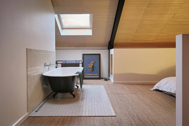 Camera da letto con vasca - Mansarda.it
