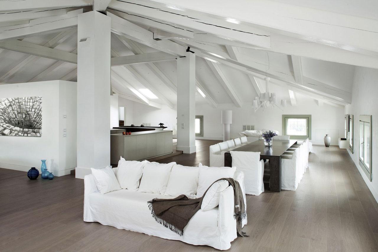 4 modi per avere una mansarda da prima pagina for Piani di casa con passaggi e stanze segrete