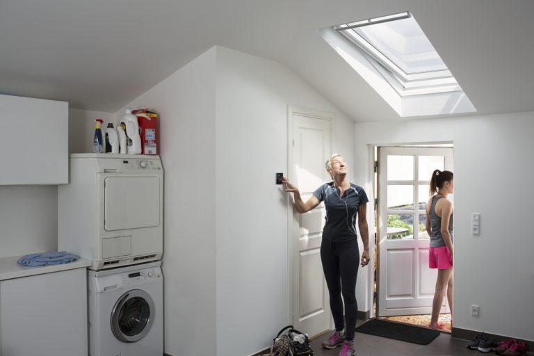 Trasformare Lavanderia In Bagno : Come organizzare al meglio l angolo lavanderia in mansarda