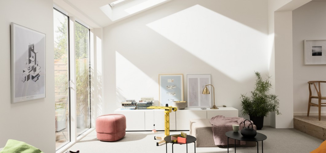Idee Salotto Mansarda ~ Idee per il design della casa