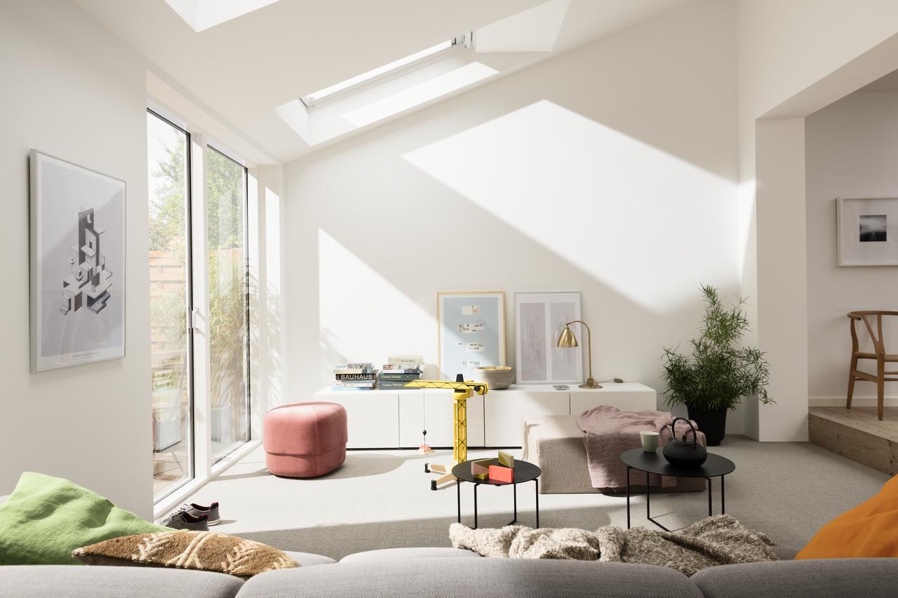 8 ragioni per utilizzare pareti bianche