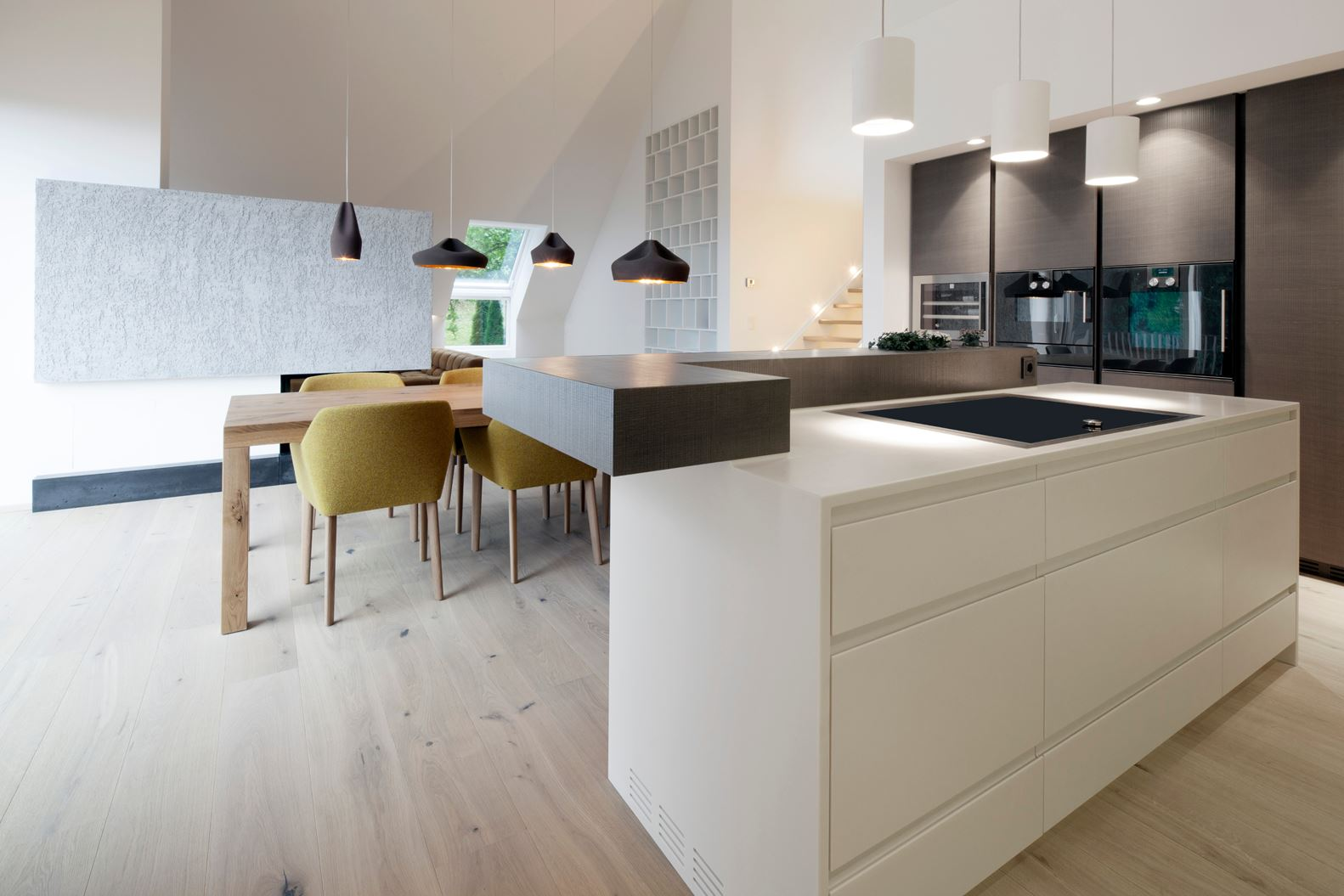 lampadario soggiorno moderno : Lampadario Elegante E Moderno Per Soggiorno : Soggiorno Pranzo: Lusso ...