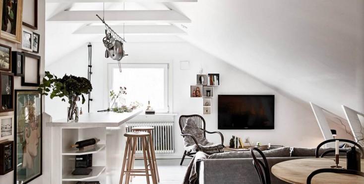 Come mescolare l arredamento in stile nordico con i mobili for Arredamento nordico