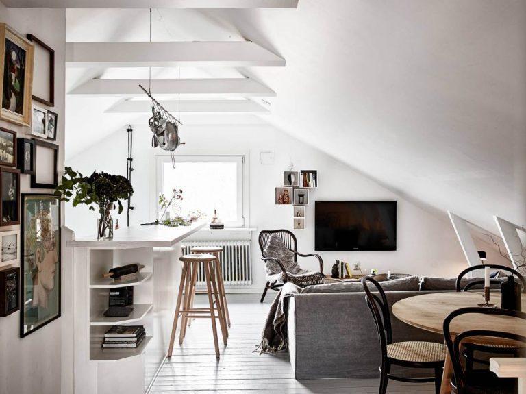 Arredamento Stile Nordico Moderno.Come Mescolare L Arredamento In Stile Nordico Con I Mobili Gia