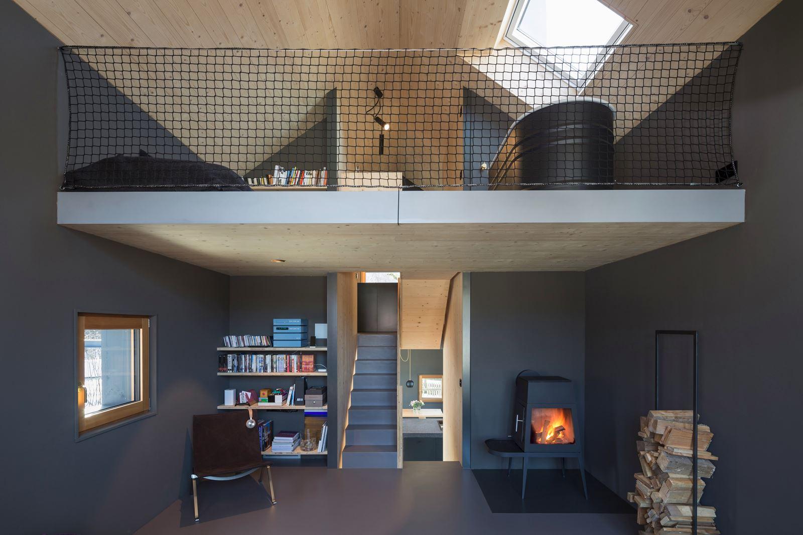 Un casa in legno a risparmio energetico - Risparmio energetico casa ...