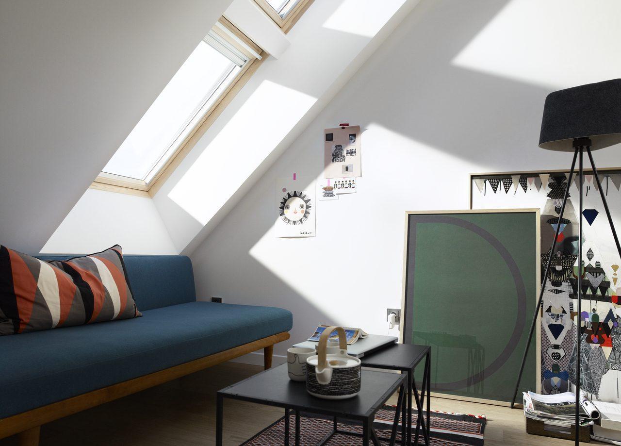 4 suggerimenti per arredare e decorare una mansarda for Suggerimenti per arredare casa