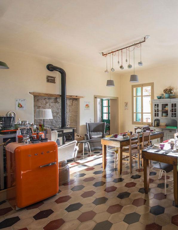 Sala comune for Sala pranzo mansarda