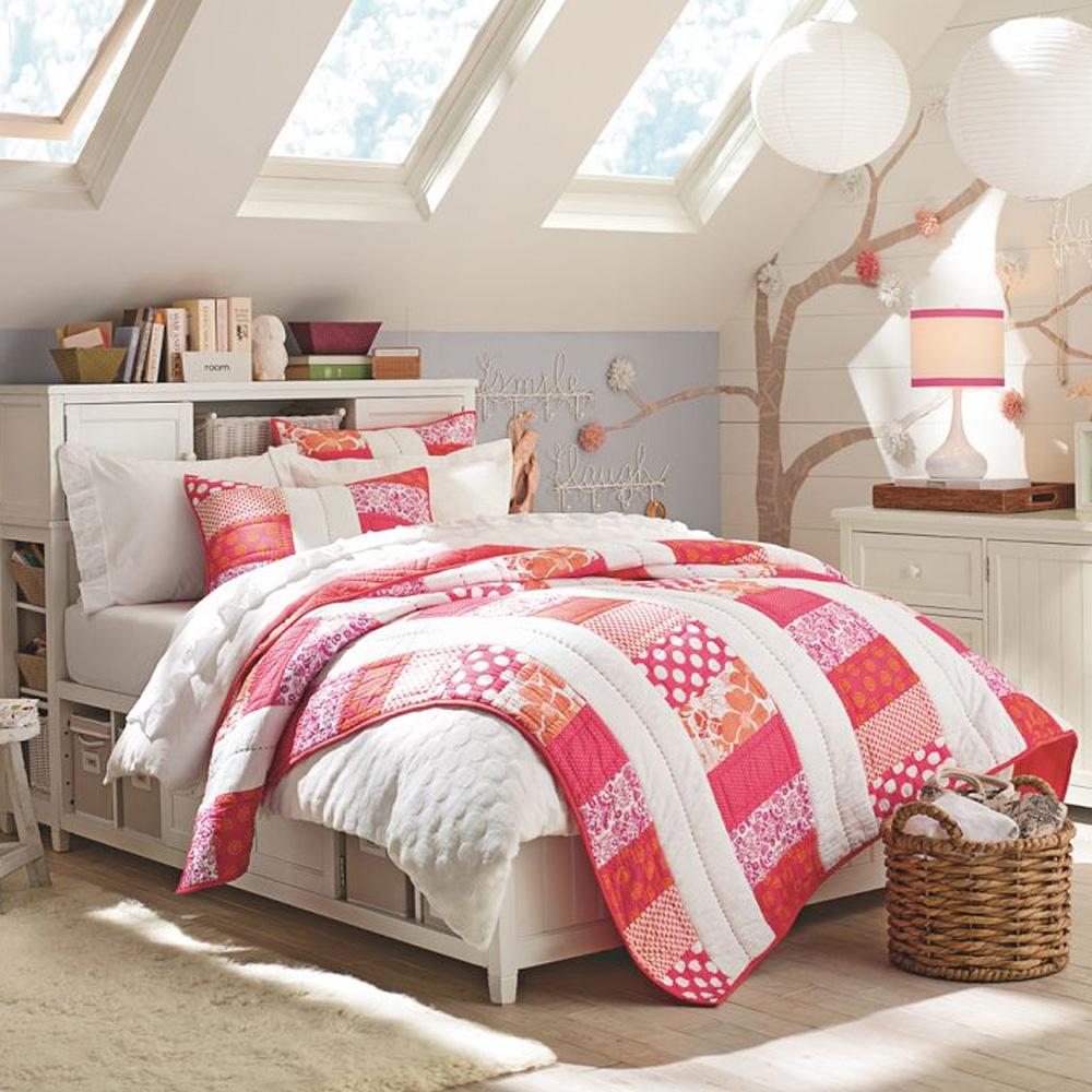bedroom-attic-bedroom-for-teenage-girl