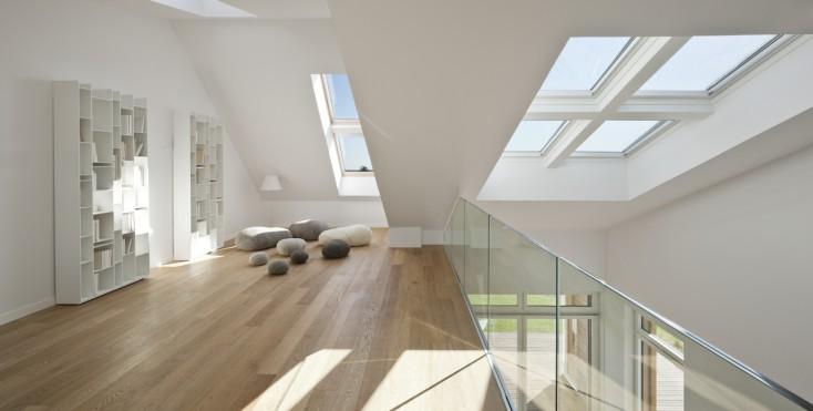 Come guadagnare spazio su un soppalco - Altezza parapetti finestre normativa ...