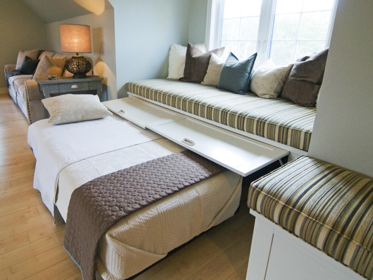6 idee per ospitare in mansarda for Costo per aggiungere garage e stanza bonus