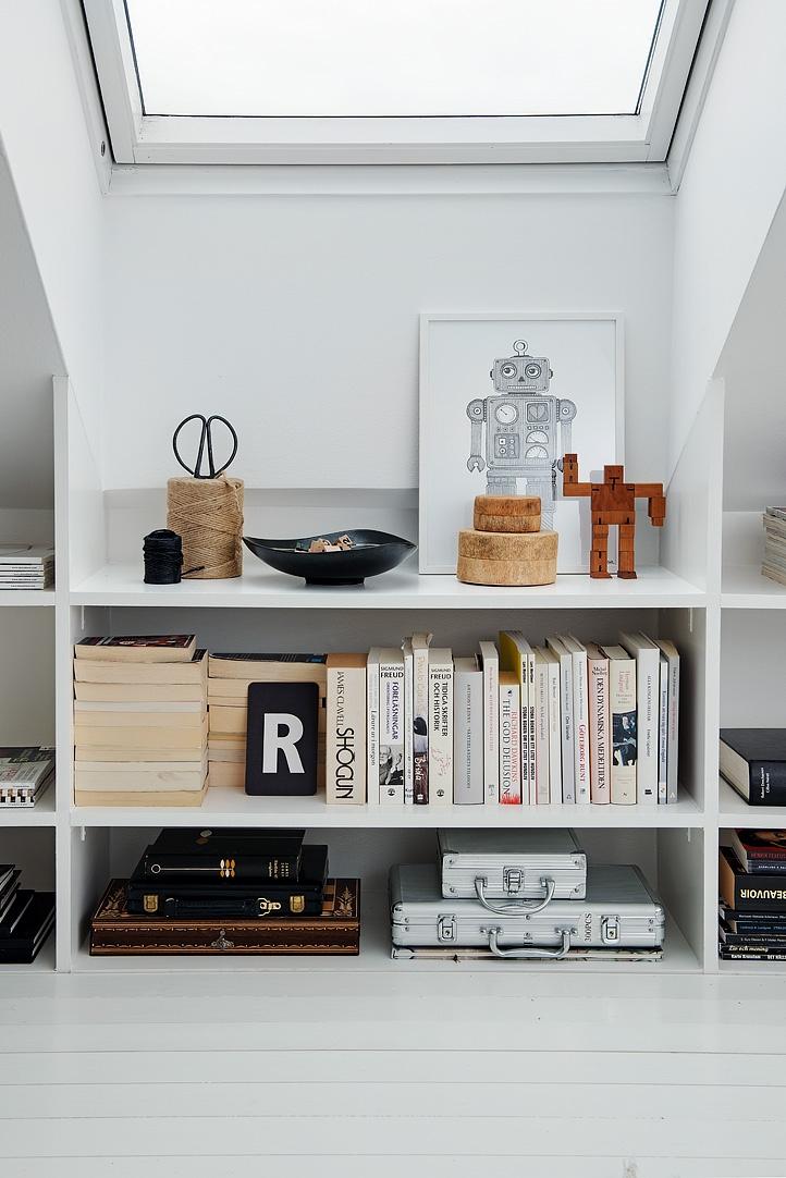10 idee per vivere in piccoli spazi   mansarda.it