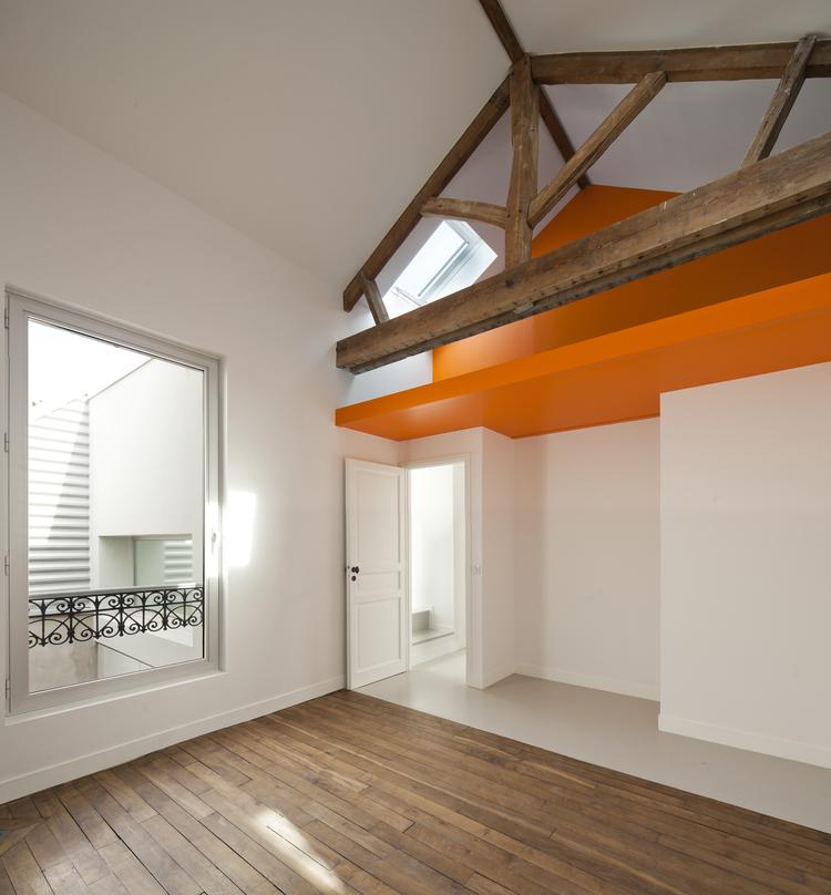 Estensione di una casa con l 39 aggiunta di un volume esterno for Aggiunta stanza indipendente