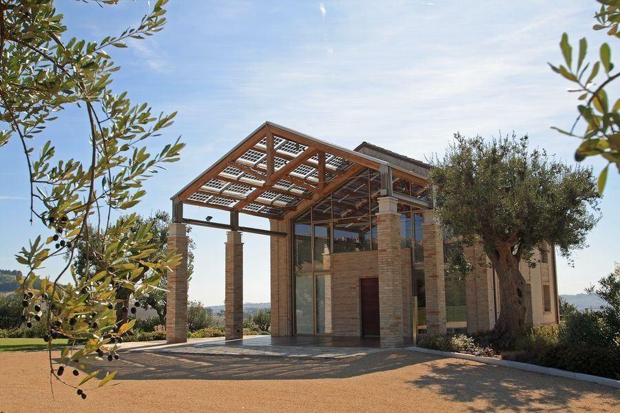 La ristrutturazione di un edificio di campagna - Ristrutturazione casa campagna ...