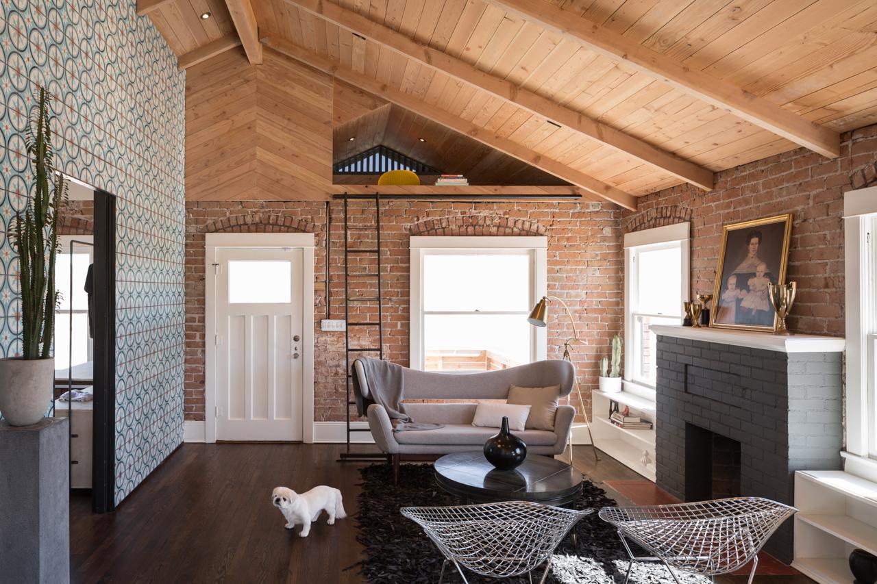 Un bungalow in stile contemporaneo for Bungalow in stile artigiano