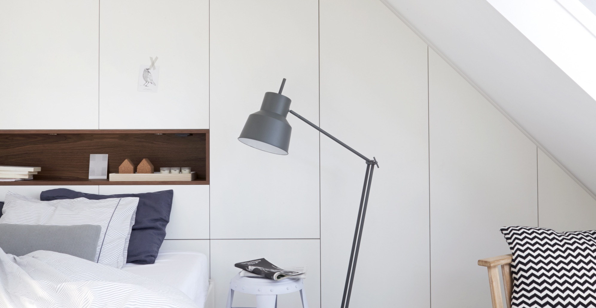 10 idee da copiare da una camera da letto in stile nordico - Camera da letto stile nordico ...