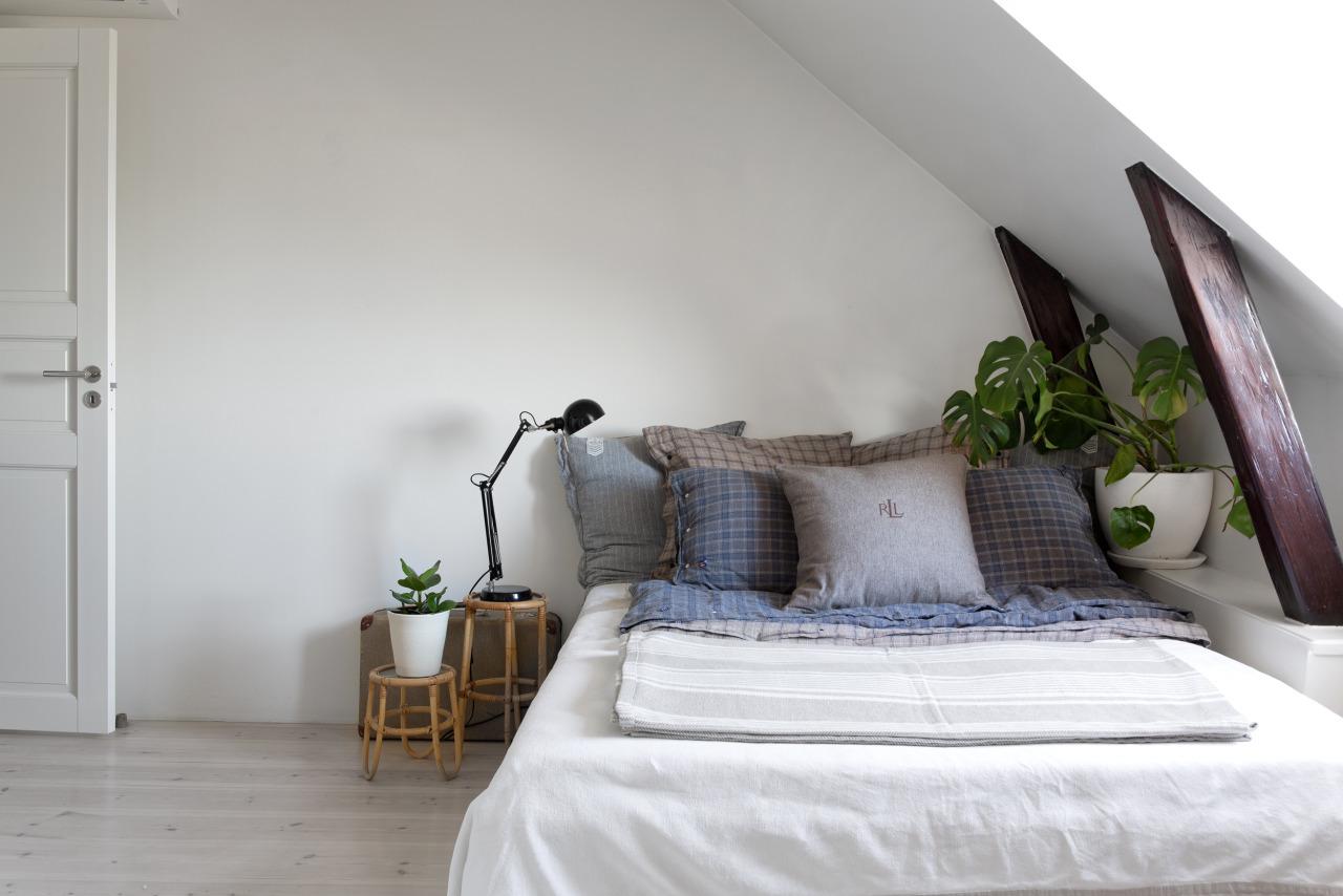 Camera da letto - Camera da letto stile nordico ...