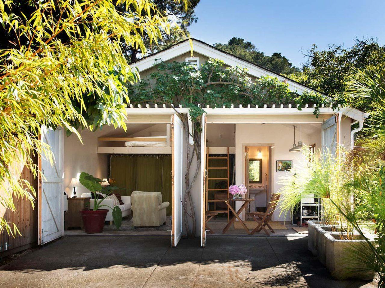 Trasformare Un Garage In Abitazione da garage a casa per gli ospiti - mansarda.it